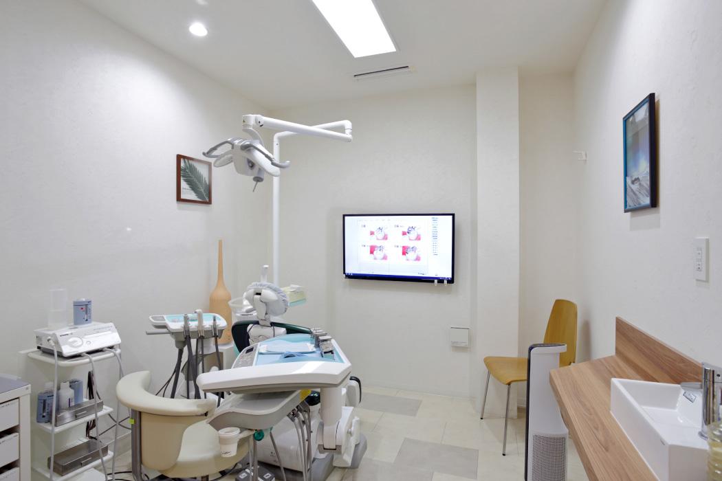 診療室(完全個室)